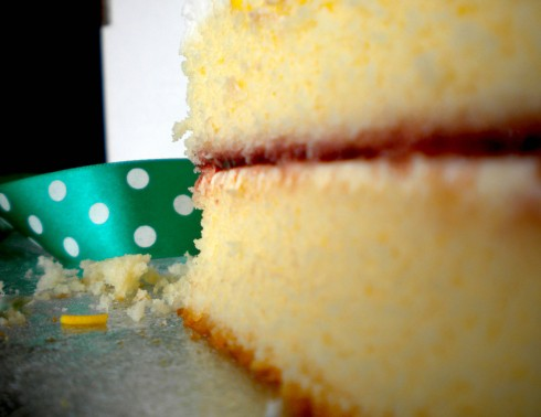 M&S Madeira Birthday Cake